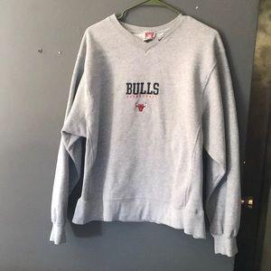 Vintage Nike Chicago bulls crewneck